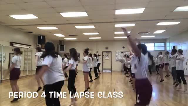 Dance back to school night video
