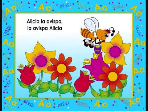 Alicia la Avispa