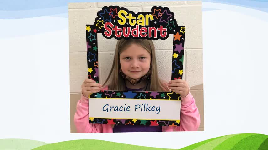 Video of August 2020 TPES Students of the Month