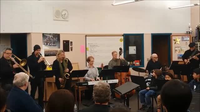 2017 Student Jazz Workshop
