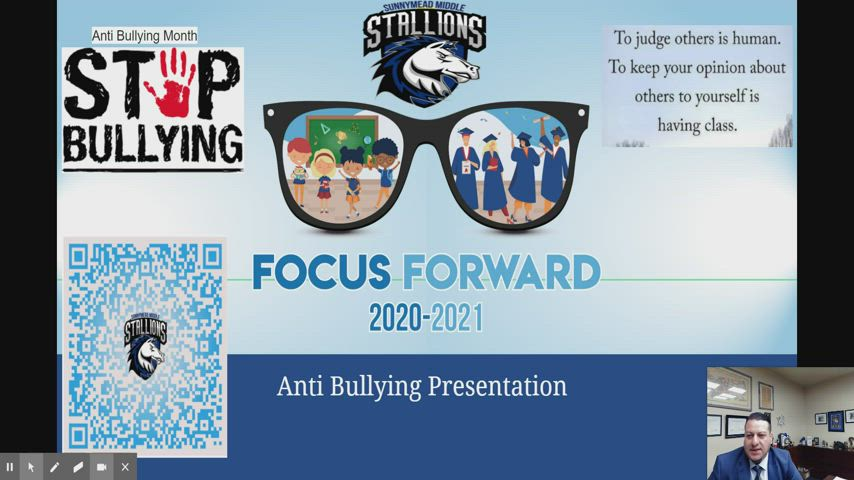 2020-2021 Anti Bullying Presentation