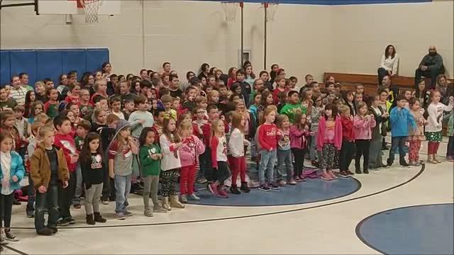 MPES Sing-a-long