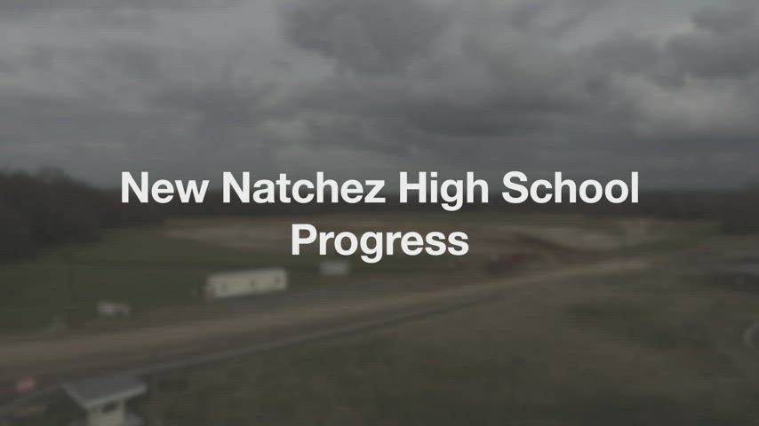 New Natchez High School Progress