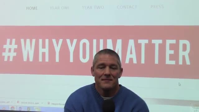 Why you matter campaign