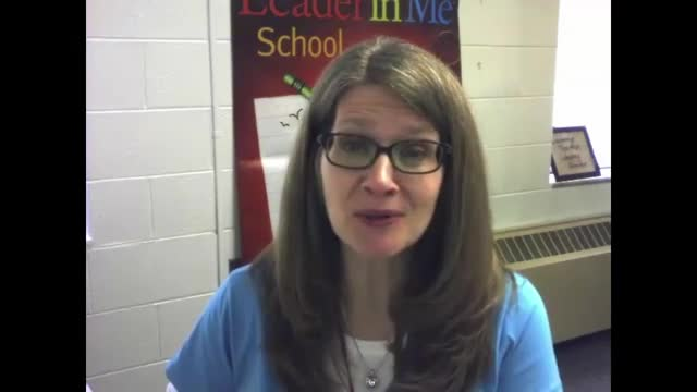 Video from Mrs. Lindsay