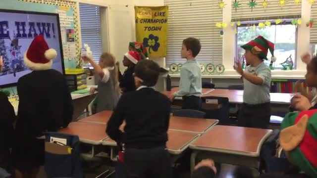 Christmas Brain Break