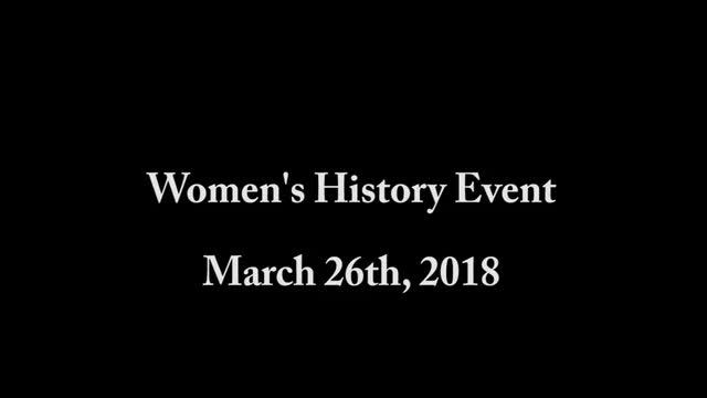 NYISE held an assembly honoring Women's History Month.