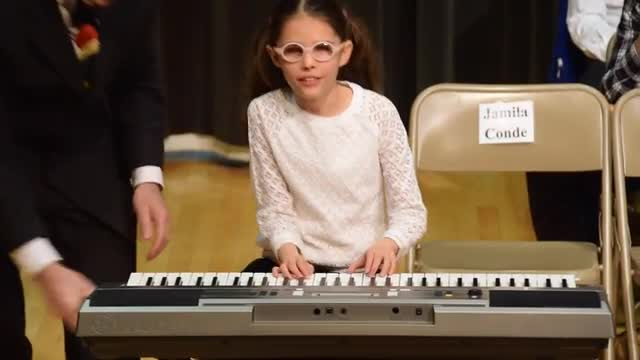 "5 Piano Solo by Morgan ""Little Playmates"""