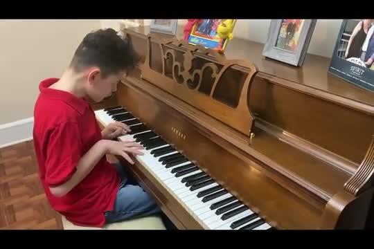 Joel Martinez Pinzon - Moonlight Sonata