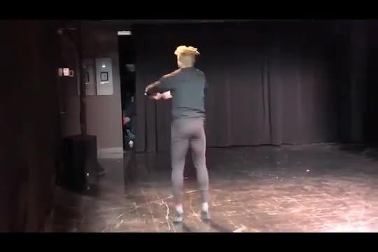 Jayden Higgs - Interpretive Dance
