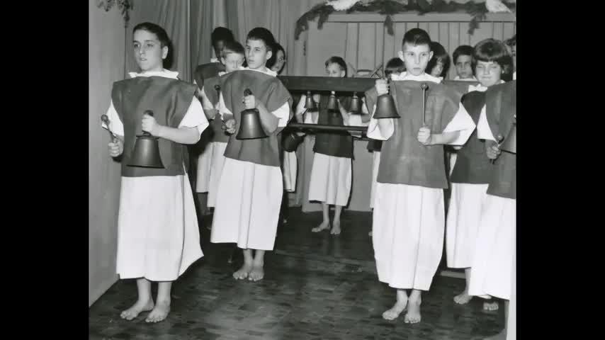 Christmas Alphabet (circa 1953)