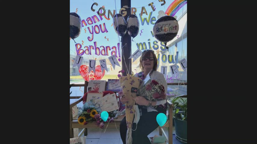 Barbara's Farewell Video