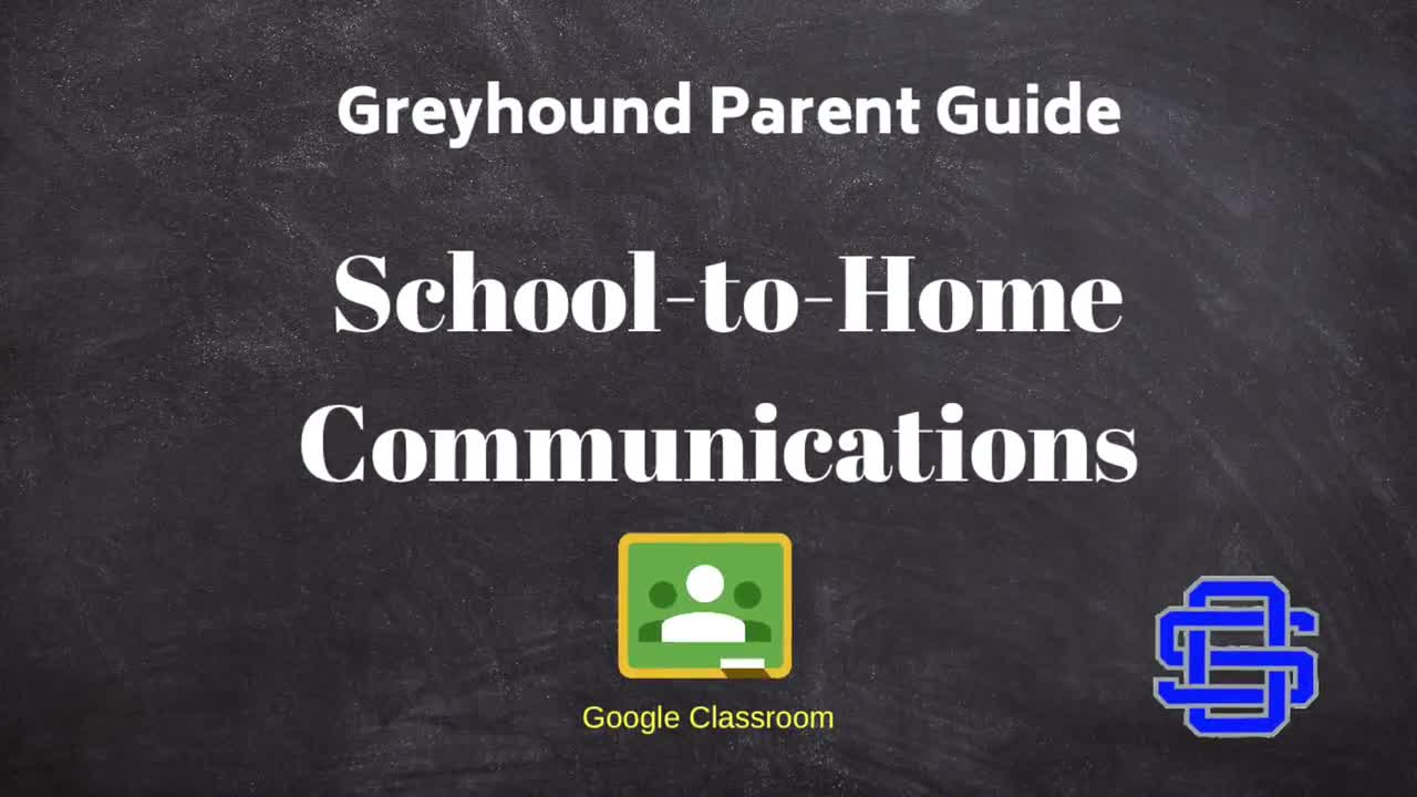 School to Home Communications-Google Classroom | Ocean