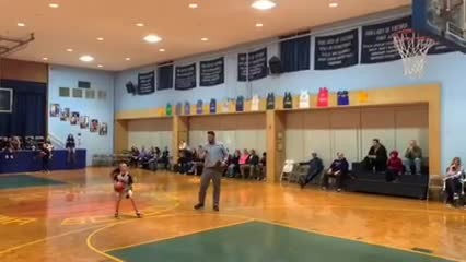3 Point Shot - Girls JV