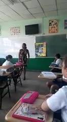 Class Observation at Republica de Francia