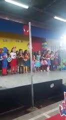 English week at Victoriano Lorenzo Bilingual School