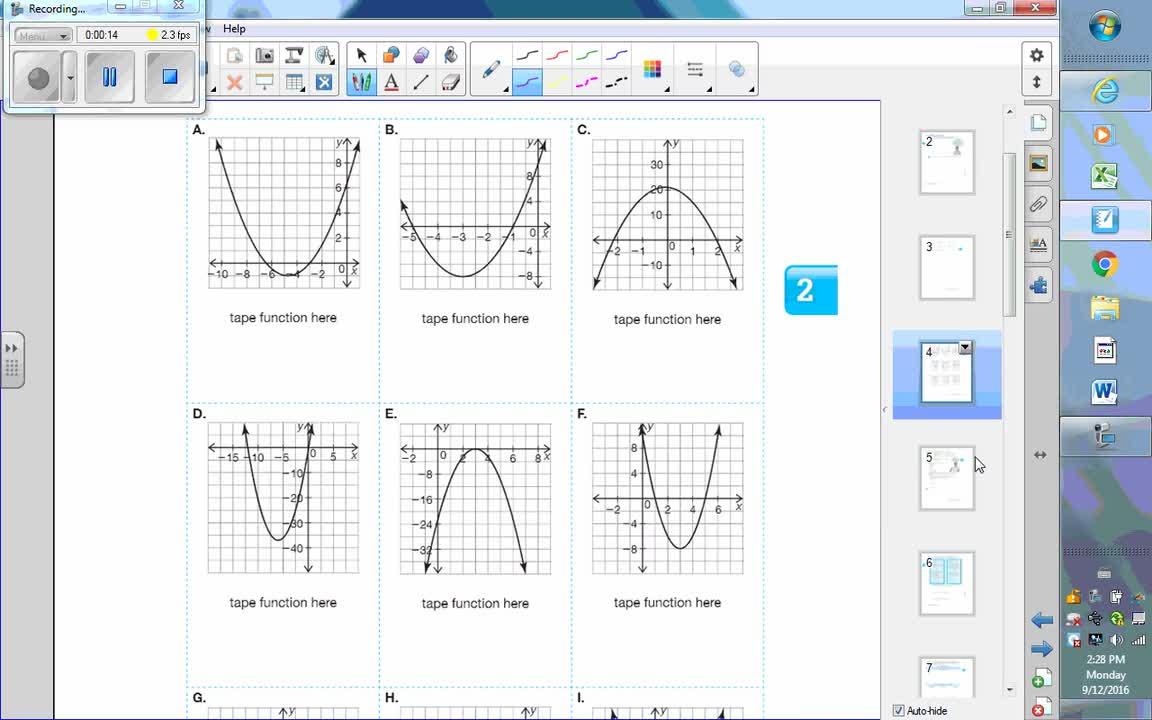 Algebra 2 Notes 21 Day 1 Panorama Community Schools Bmw Wiring Diagram Spaghetti