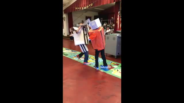 Video of Grade 6 Geometry Fashion Show