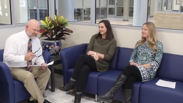 College Advisor and Career Coordinator Video