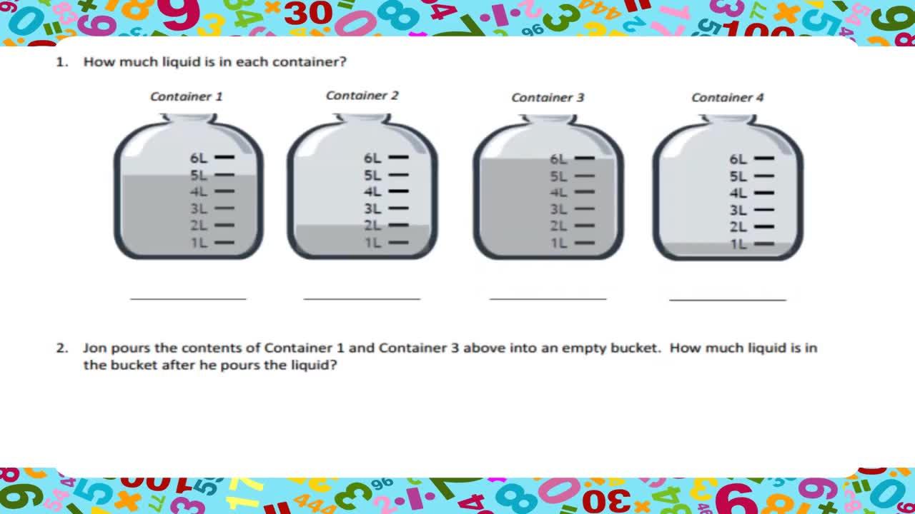 Grade 3 - Module 2 - Lesson 10 Homework | Plaquemines Parish