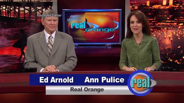 Real Orange television news segment