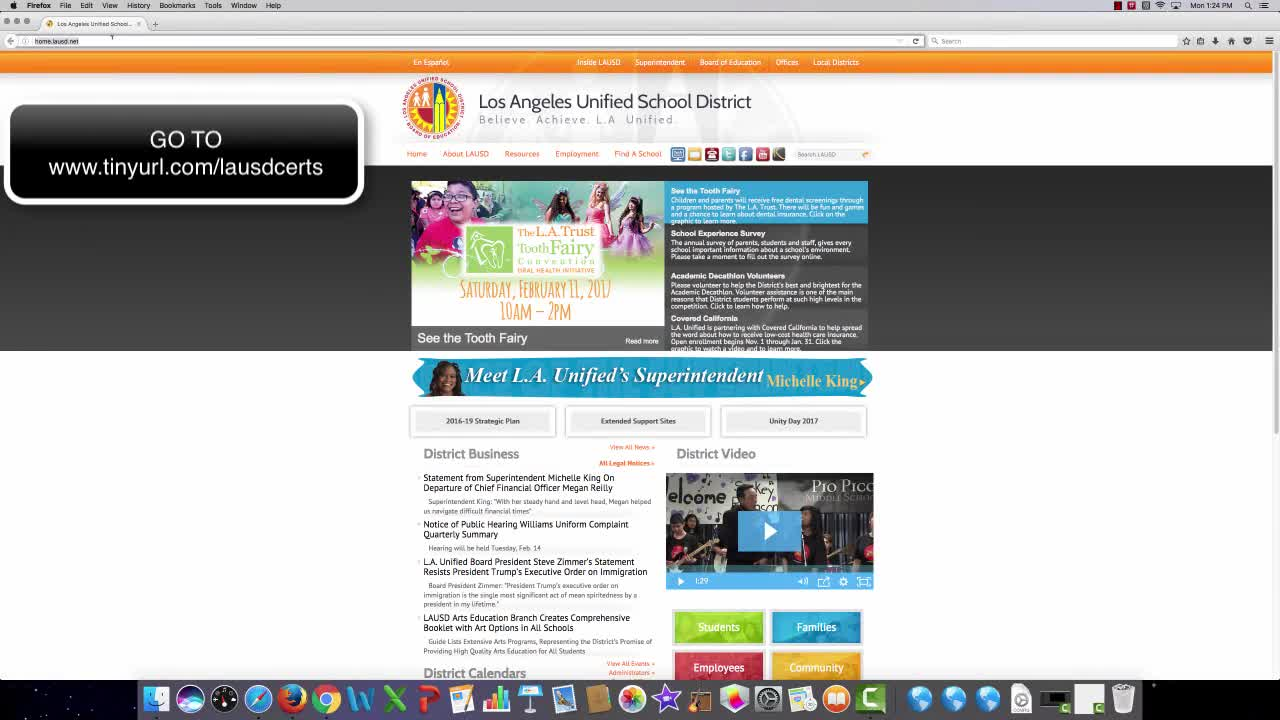 How To Add Lausd Mac Certificates Francis Polytechnic Senior High