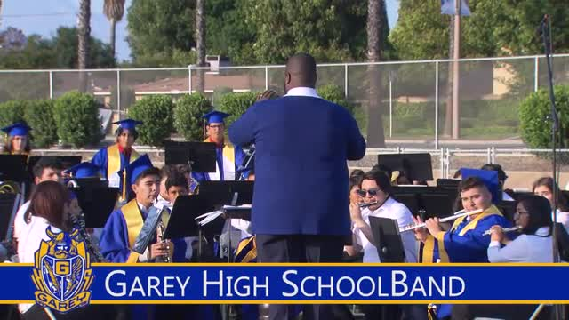 2018 Garey Graduation Ceremony