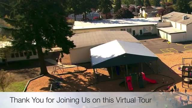 Short virtual tour of the ECE and Elementary campus.
