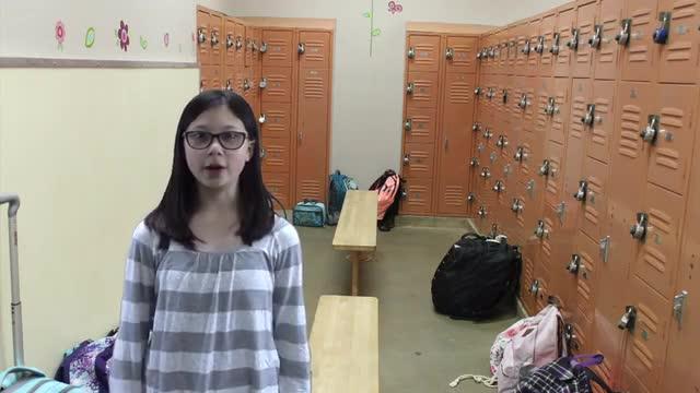 Locker Room Behavior Video