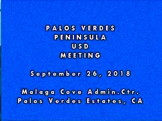 Board Meeting Sept 26, 2018