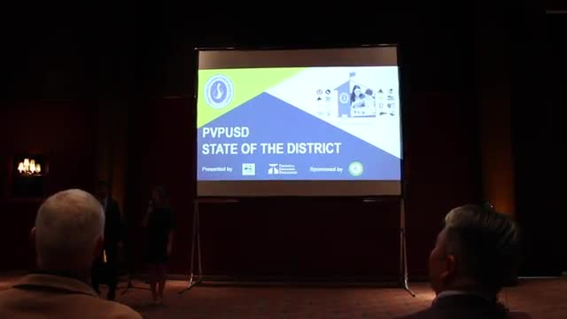 State of the District Presentation
