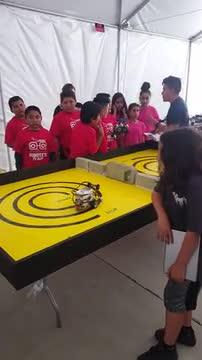 Robot Rally at Cal Poly Pomona