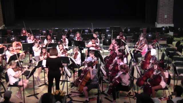 Combined 5th Grade Band & Orchestra Spring Concert , recorded May 9, 2019.