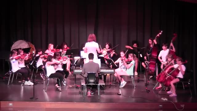 4th Grade Band & Orchestra Spring Concert 5-23-19