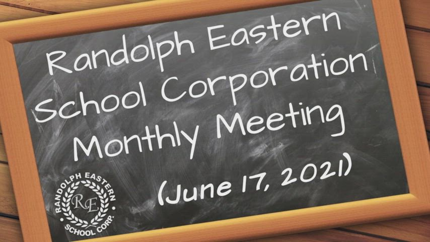 RESC Monthly Meeting Video from June 17, 2021