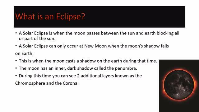 solar eclipse power point