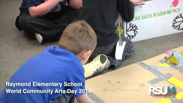 RES World Community Arts Day 2019