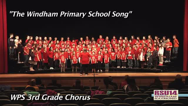 WPS School Song