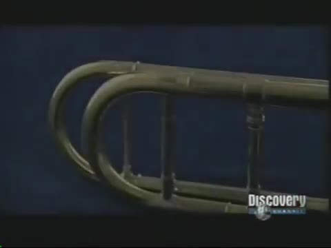 Movie of making a trombone