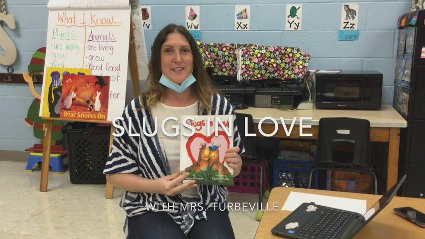 Slugs in Love Book for Family Fiction Night