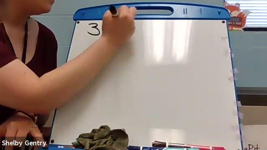 Subtracting 3 Digit Numbers Using Base Ten Blocks