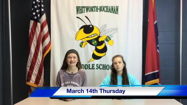 WBTV_Announcements-03-14-2019