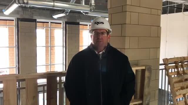 Steve Luker, Rockvale High principal