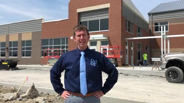 Scott Bolden, Rocky Fork Elementary School principal