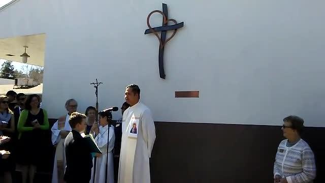 Klorer Cross Blessing