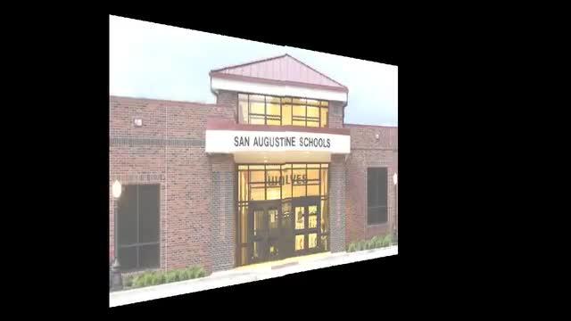 San Augustine High School Entrance