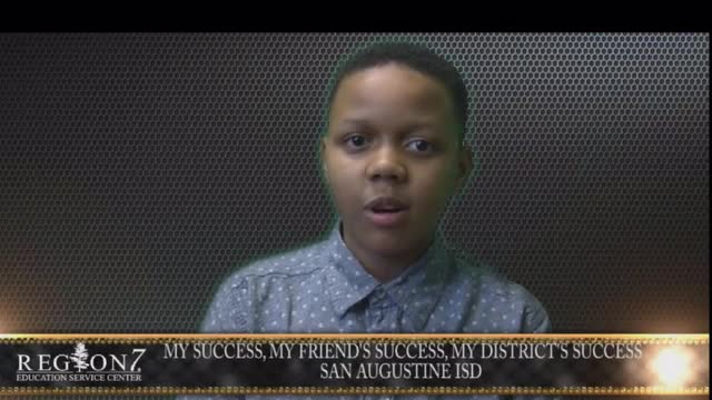 Region 7 Success Video