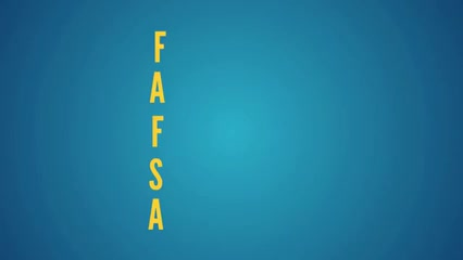 Introduction to FAFSA
