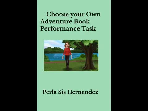 Choose Your Own Adventure Book: Perla Sis