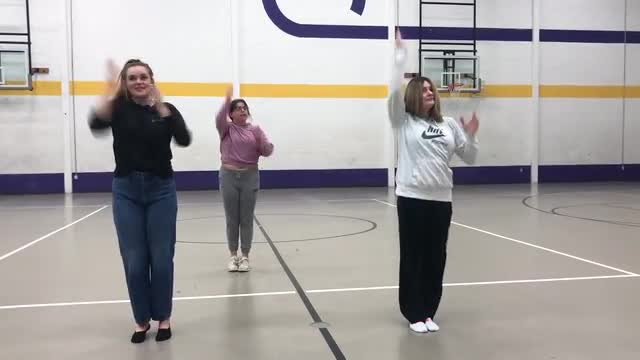 2020 CHEER TRYOUT CHEER